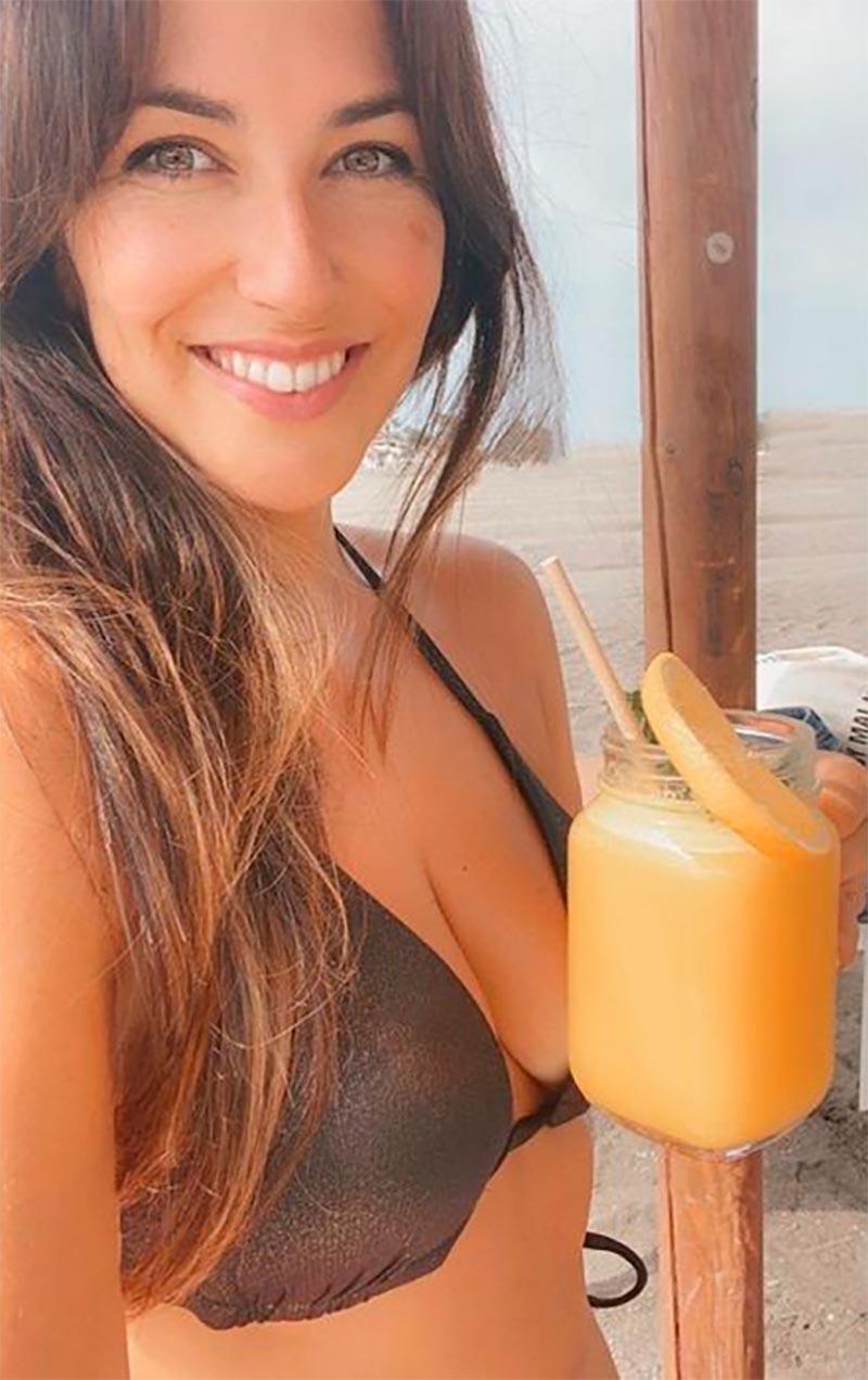 Irene Junquera Posado Bikini Instagram 4