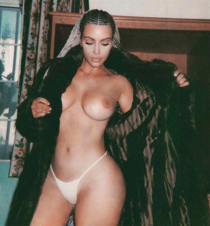 Kim Kardashian vídeo porno