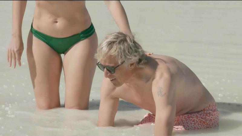 Malena Alterio Cuerpazo Bikini Televisión Calleja 4