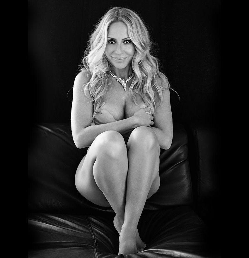 Marta Sánchez desnuda a los 50