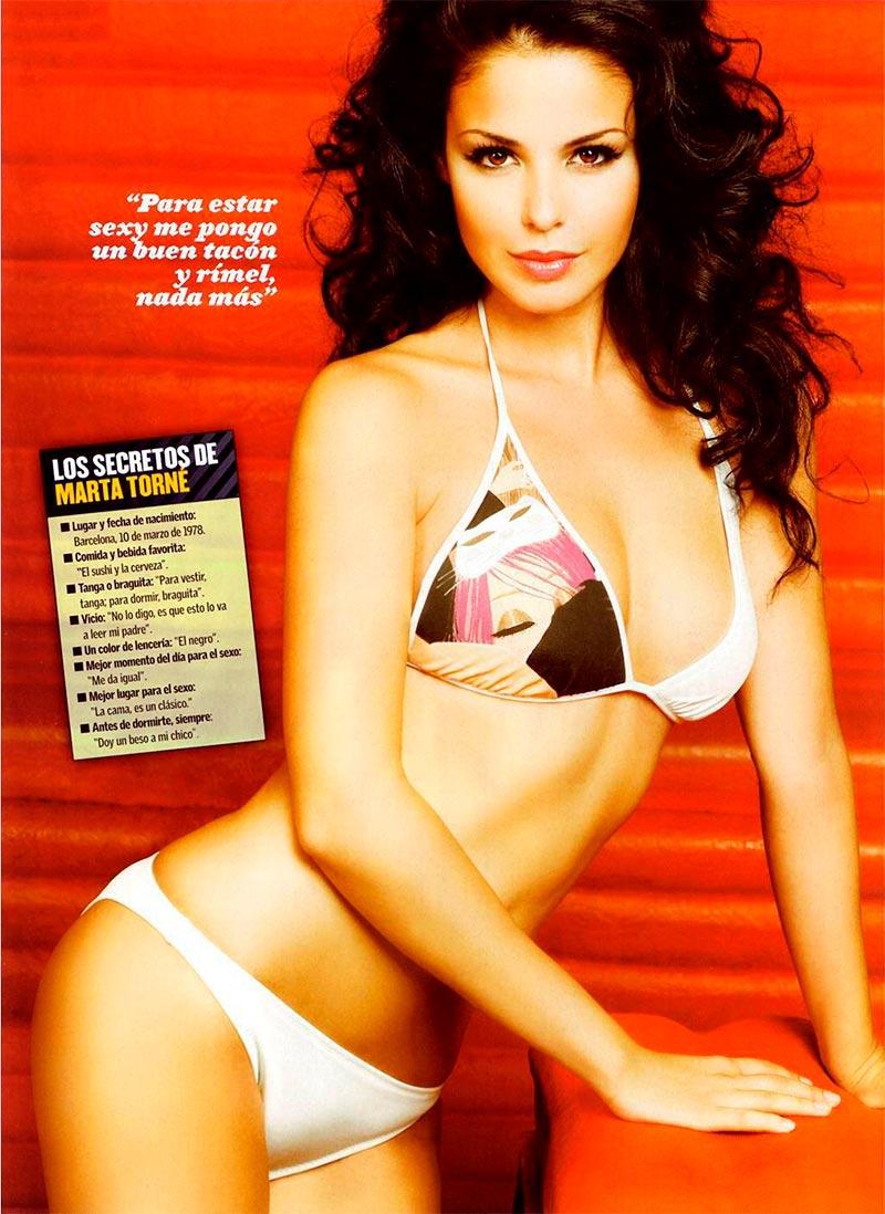 Marta Torné Bikini Sexy Cuerpazo Espectacular 6