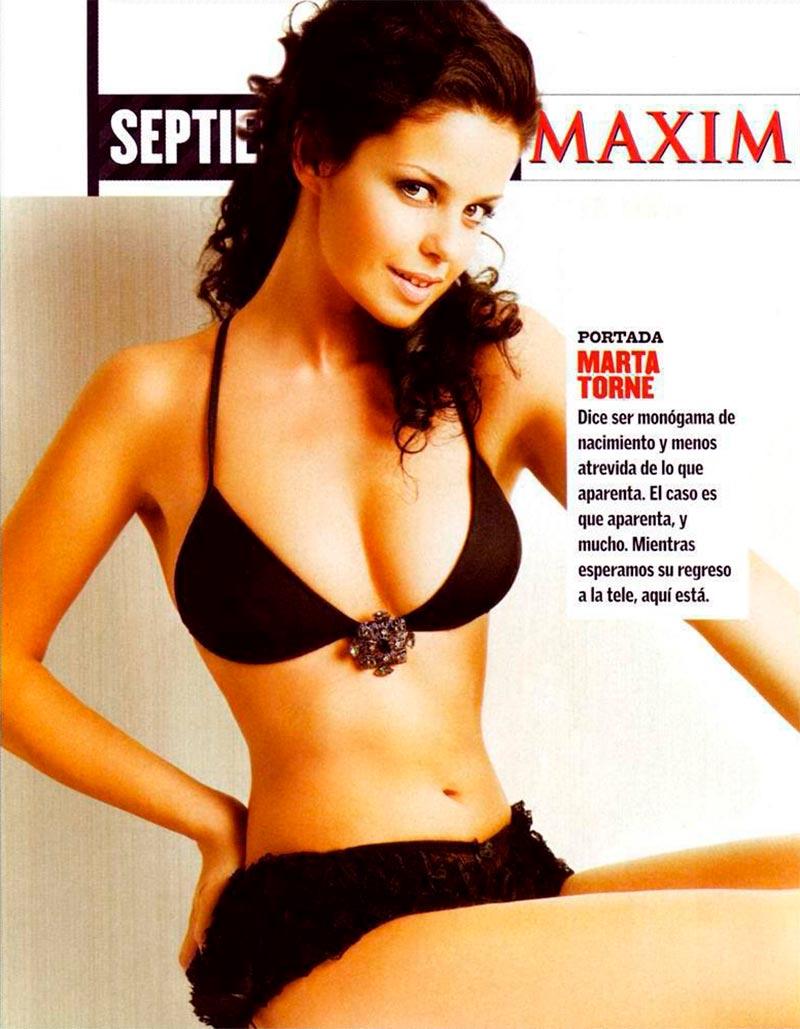 Marta Torné Bikini Sexy Cuerpazo Espectacular 8