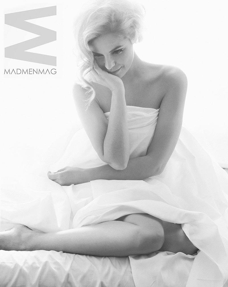 Marta Torné Desnuda Fotos Revista Madmenmag 2