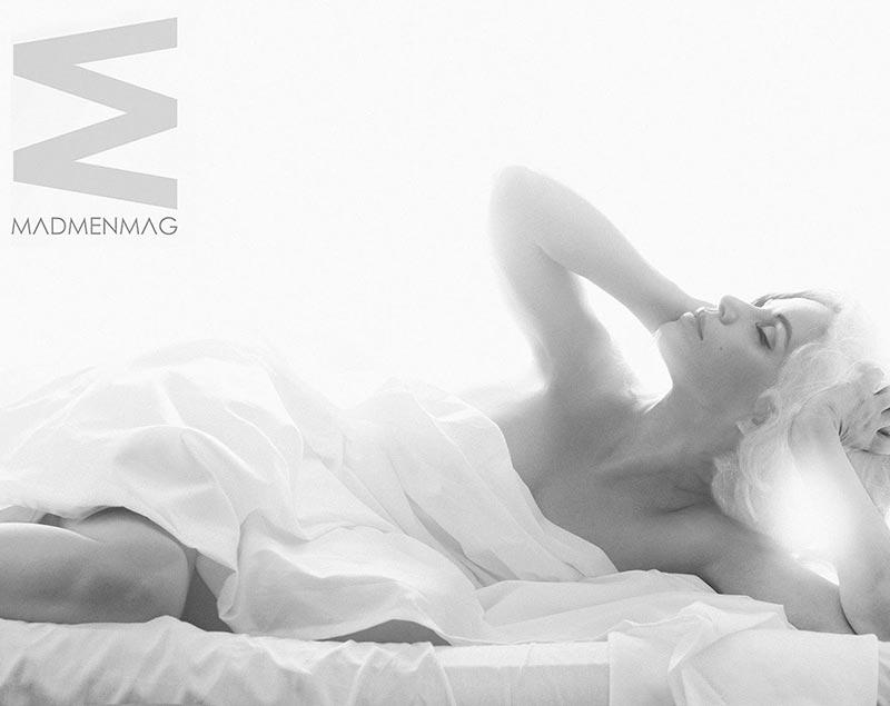 Marta Torné Desnuda Fotos Revista Madmenmag 3