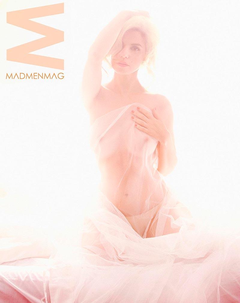 Marta Torné Desnuda Fotos Revista Madmenmag 4