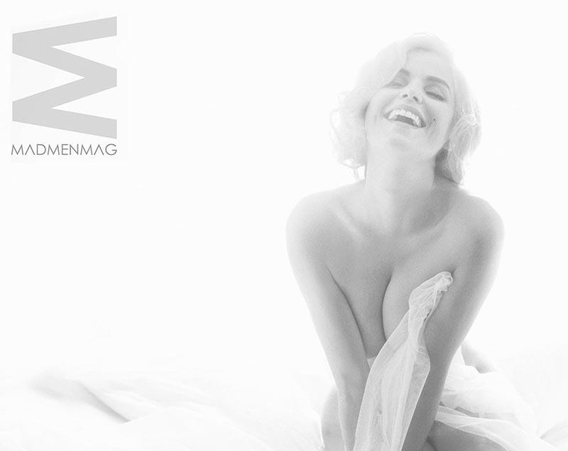 Marta Torné Desnuda Fotos Revista Madmenmag 6
