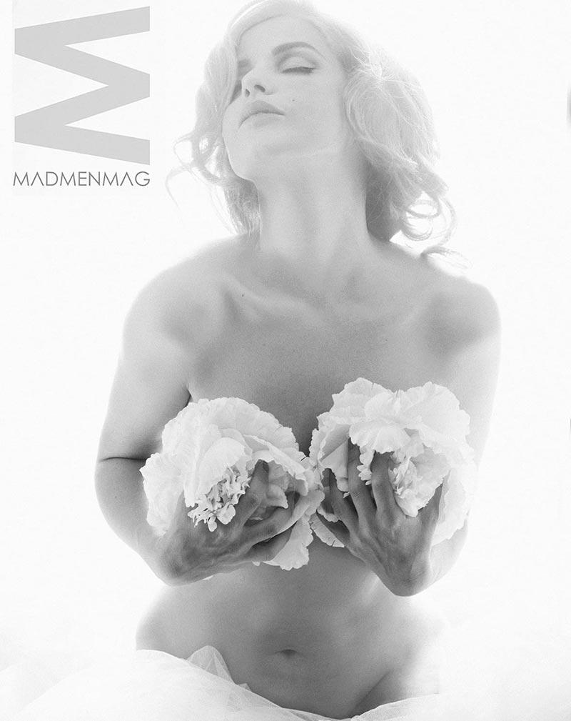 Marta Torné Desnuda Fotos Revista Madmenmag 7