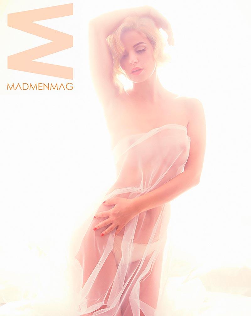 Marta Torné Desnuda Fotos Revista Madmenmag 8