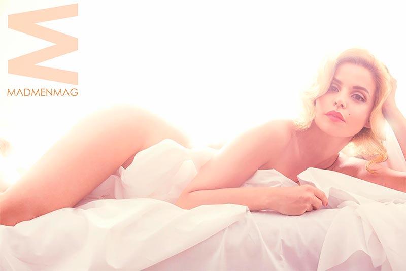 Marta Torné Desnuda Fotos Revista Madmenmag