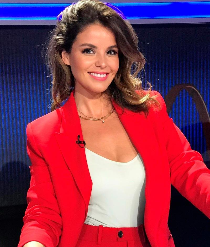 Marta Torné Presentadora Zapeando Televisión