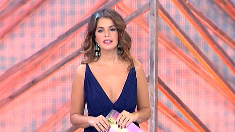 Marta Torné Presentadora Televisión Telecinco