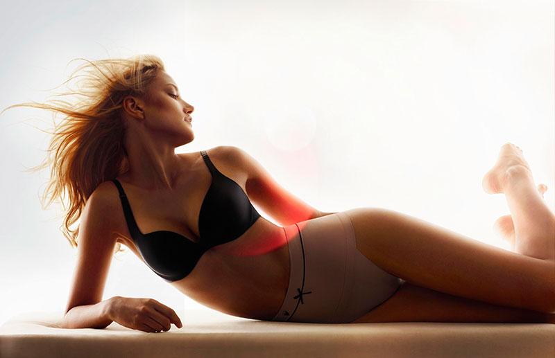 Alba Carrillo Posado Moda Erótico 6