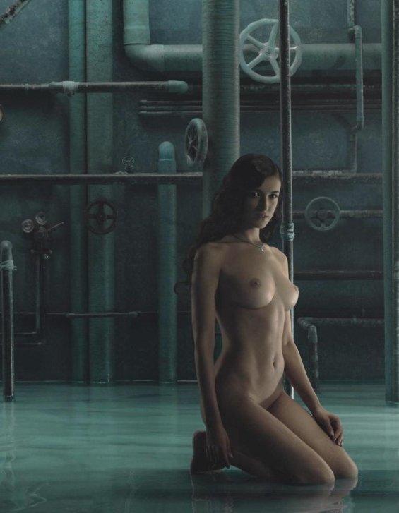 Desnuda para reivindicar