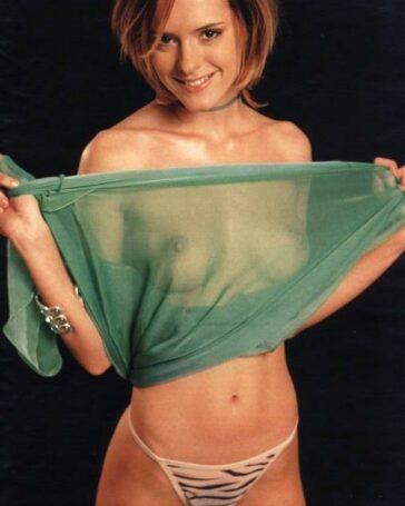 Eva Santolaria desnuda