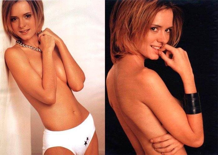 Eva Santolaria imágenes eróticas