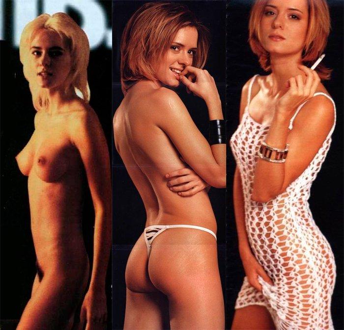 Fotos de Eva Santolaria desnuda