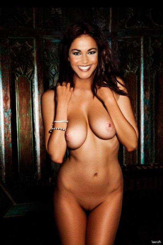 Lara Álvarez desnuda foto fake