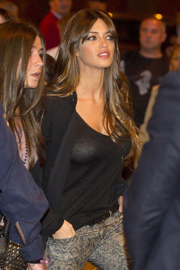 Mujer Iker Casillas España Francia