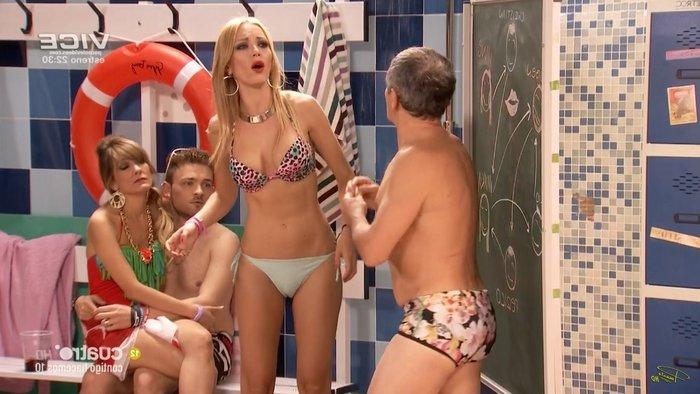 Sara Gómez Bikini Gym Tonic