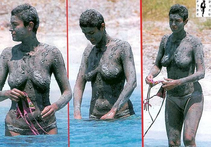Topless playero de mujer Cayetano