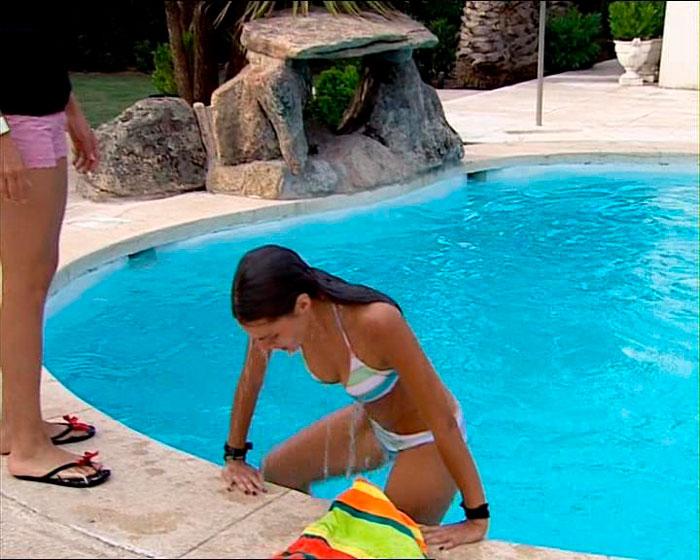 Amaia Salamanca Bikini Sin Tetas Paraíso 2