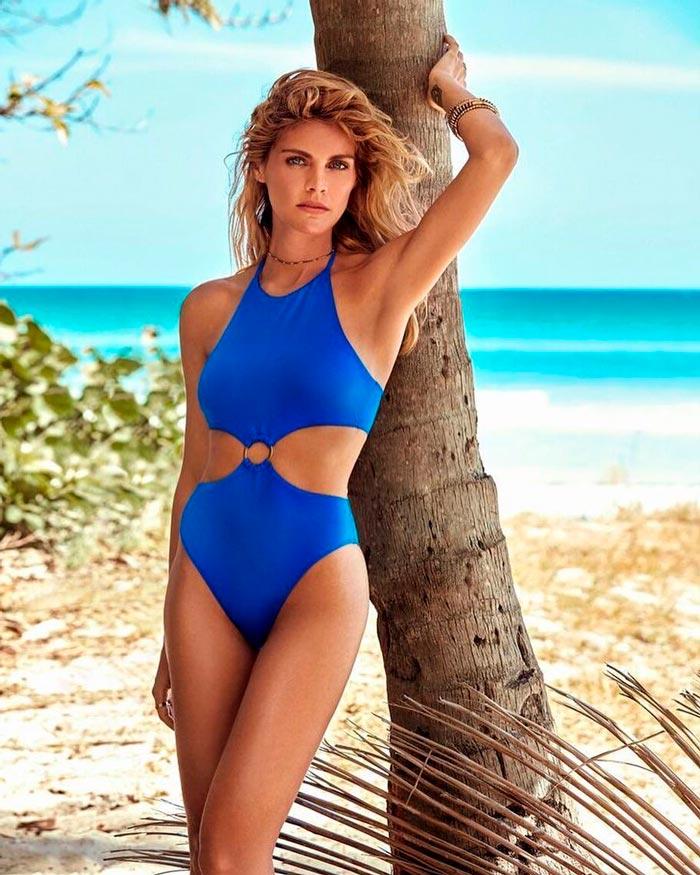 Amaia Salamanca Cuerpazo Bikini Revista Moda 5