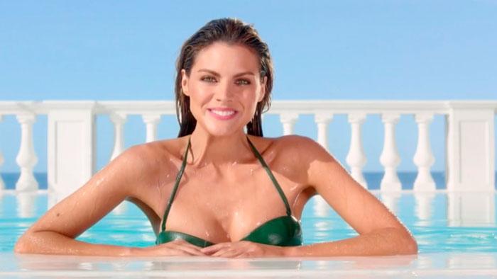 Amaia Salamanca Cuerpazo Bikini Revista Moda 6