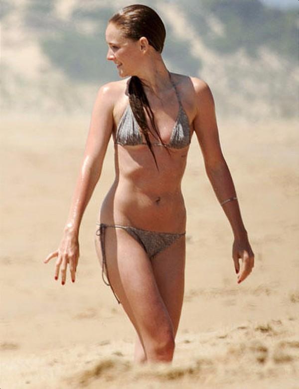 Ana María Polvorosa Bikini