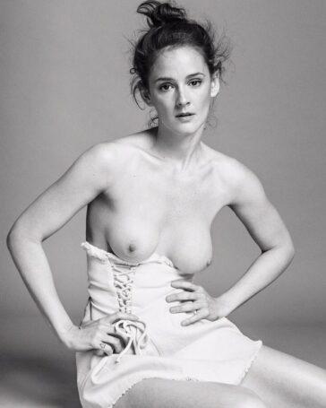 Ana María Polvorosa desnuda