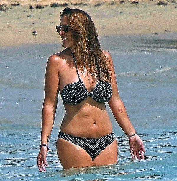 Anabel Pantoja bikini