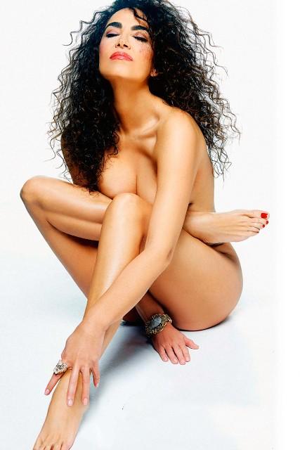 Cristina Rodríguez desnuda Interviu