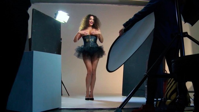 Cristina Rodríguez estilista posando
