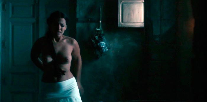 Escena desnuda Inma Cuesta