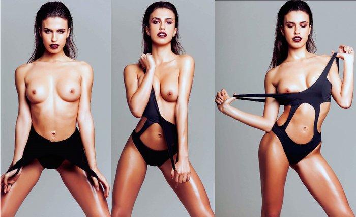 Fotos eróticas Sofía Gh 16 Interviu