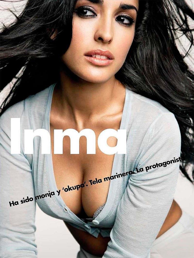 Inma Cuesta Semidesnuda Fotos Revista Fhm 2