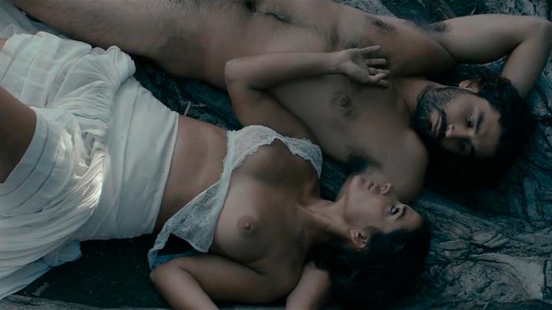 Inma Cuesta Topless Película Novia