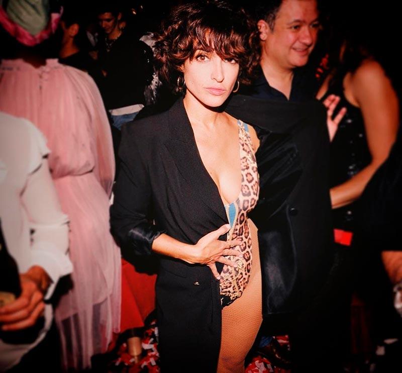 Inma Cuesta Vestido Sexy Provocativo 5