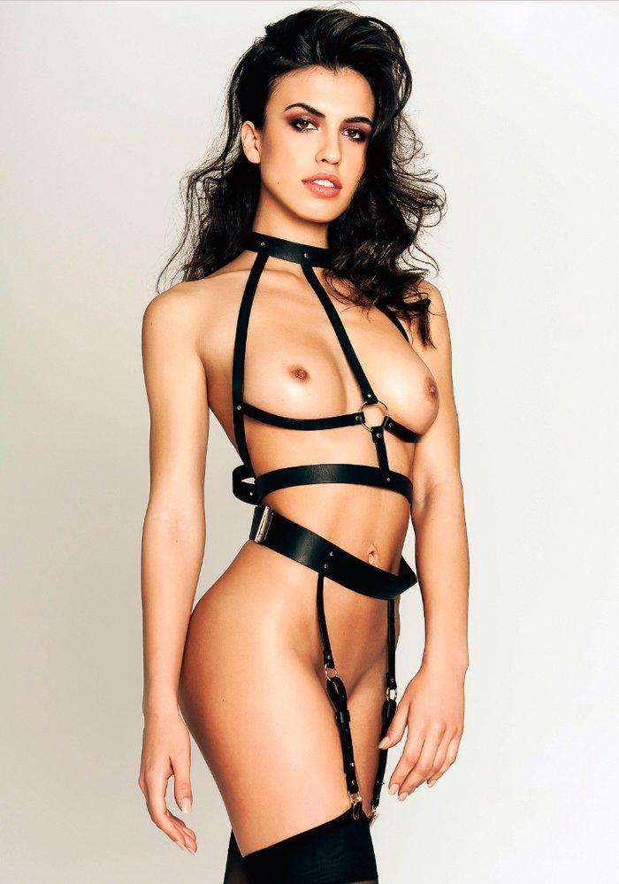 Interviu Sofía Suescun desnuda