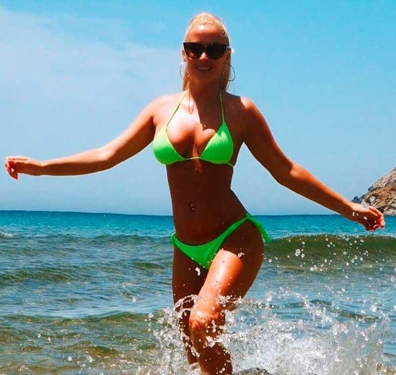 Laura Gadea Cuerpo Espectacular Bikini 5