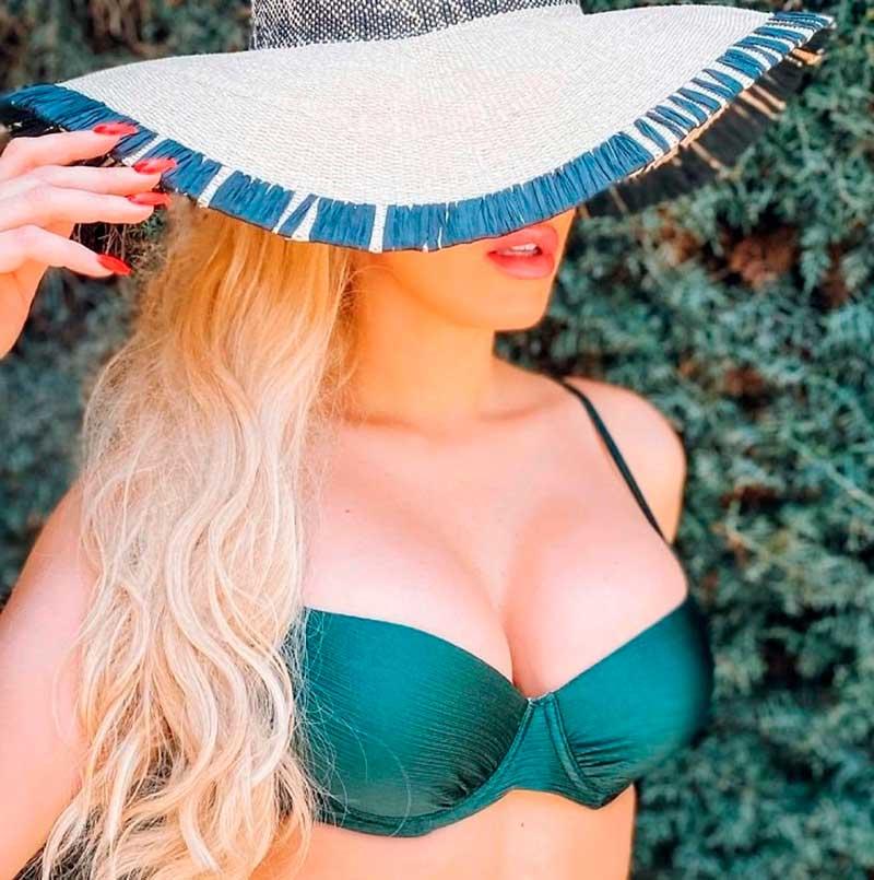 Laura Gadea Modelo Cuerpo Fotos Atractiva 7