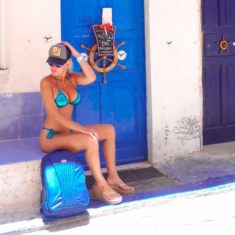 Laura Gadea Modelo Cuerpo Fotos Atractiva 9
