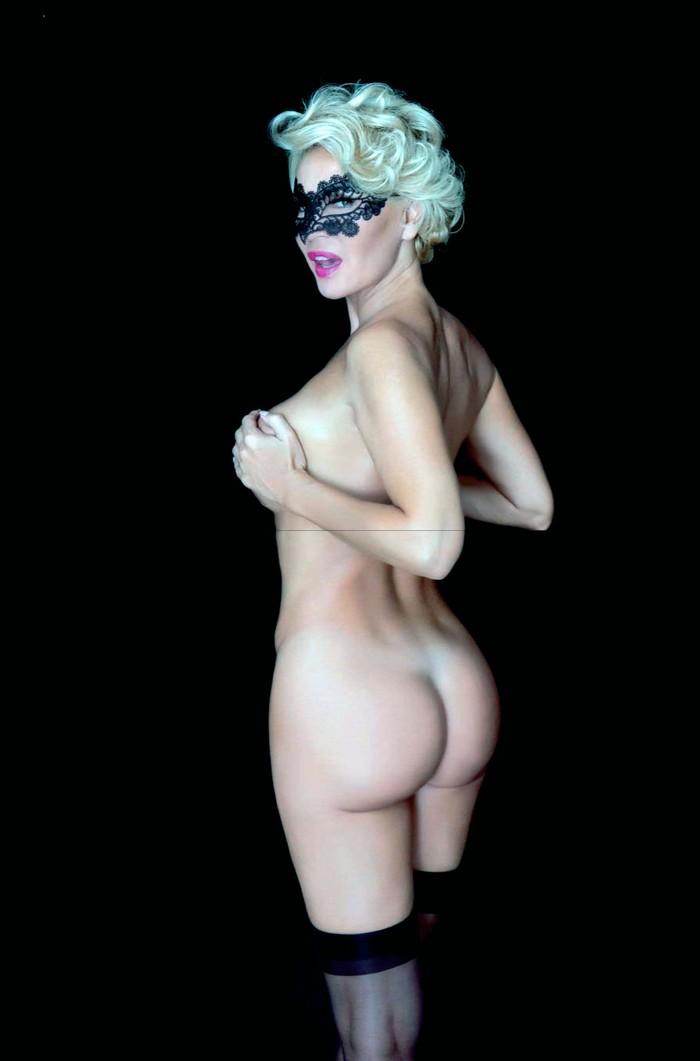 Marlene Mourreau Revista erótica