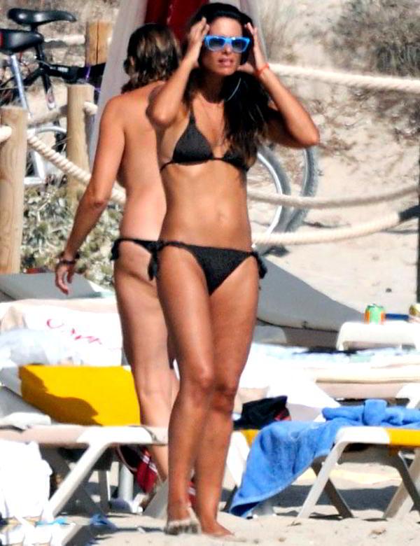 Nuria Roca bikini