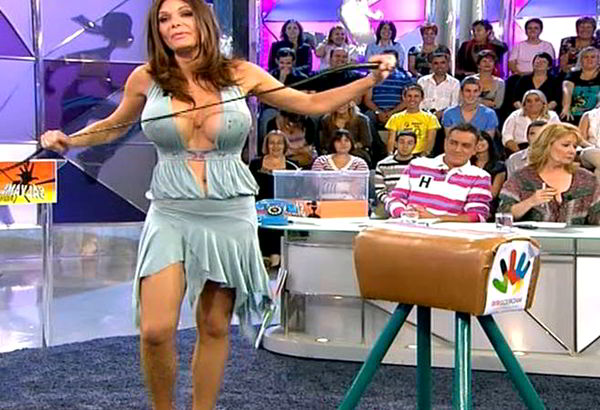Yola Berrocal Colaboradora Telecinco