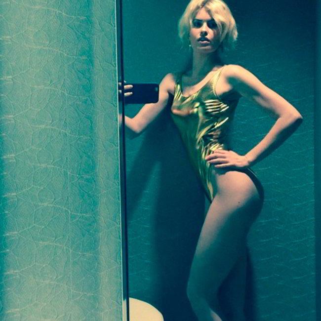 Adriana Abenia nude hot