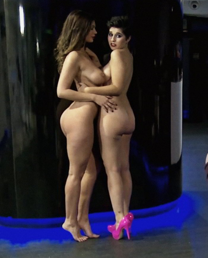 Alejandra Castelló desnuda Primera Línea