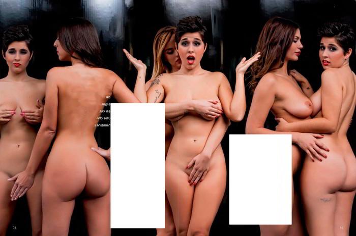 Alejandra Castelló nude tapada coño