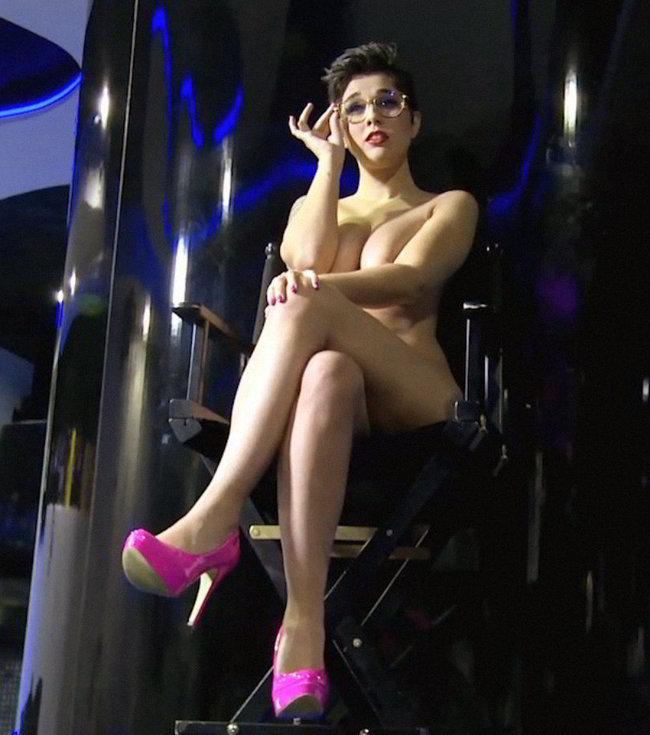 Alejandra Castelló nude zapatos