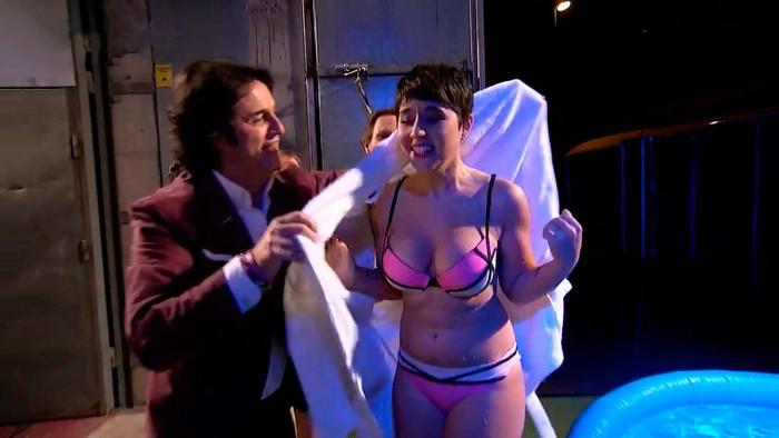Alejandra Castelló piscina fría