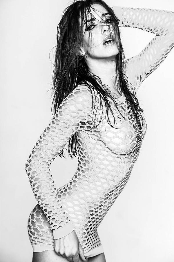 Erika Sanz nude
